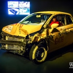 Fiat 500 Crash test