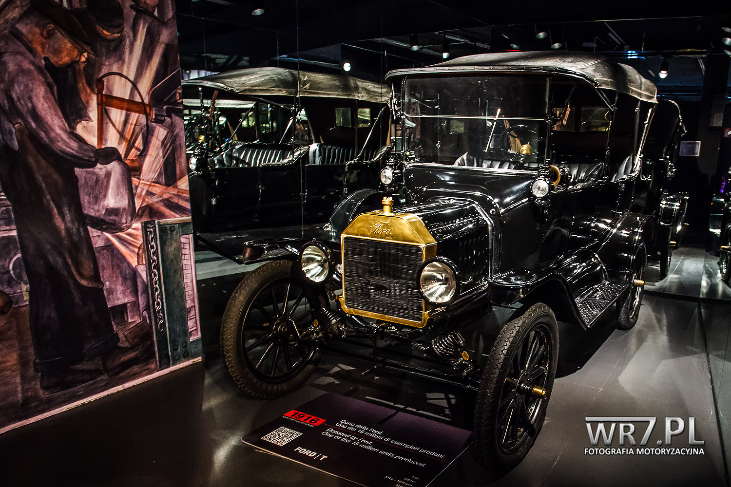 Ford Model T 1916